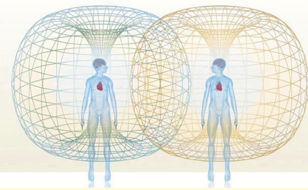 Cuerpo Doble toroide corazón