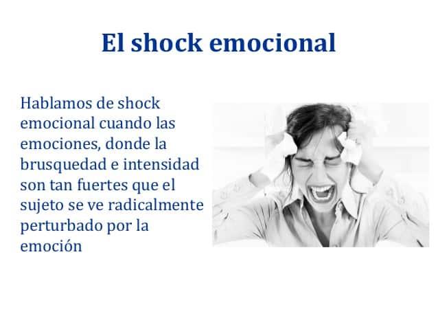 Shock emocional