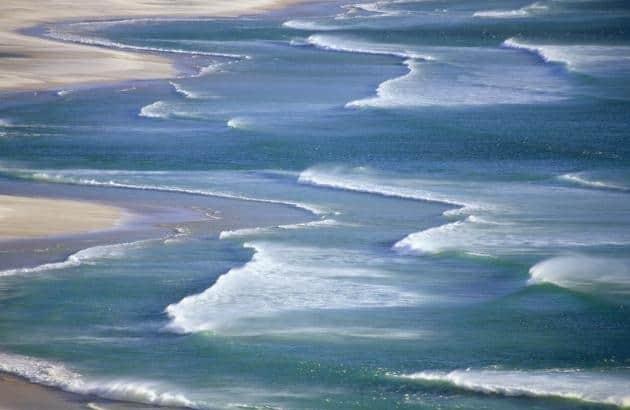 Marea y olas